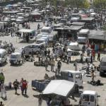 El Ayuntamiento pone fin al mercadillo ilegal del Charco de la Pava