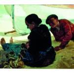 ¿Aún no has visitado la exposición de Sorolla en CaixaForum? Última oportunidad