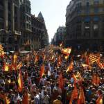 La independencia de Cataluña