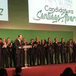 Candidatura Santiago Alvarez / Pilar Fuertes