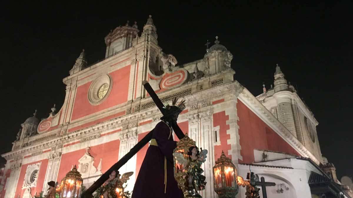 El Señor del Gran Poder, en el Salvador.