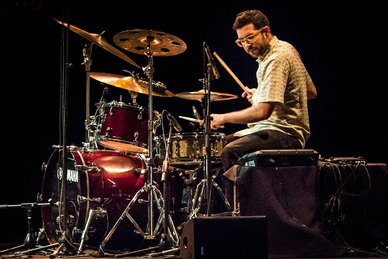 Mark Guiliana, en Jazz en Noviembre.