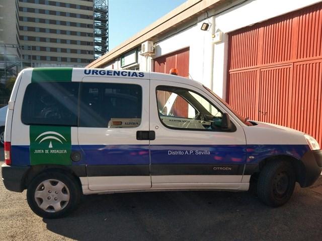 Vehículo que, en ocasiones, se utiliza como ambulancia medicalizada.