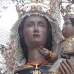 La Virgen de la Hiniesta Gloriosa, presidirá el Pregón de las Glorias 2018