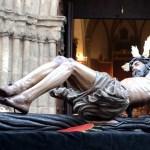A cabildo extraordinario, el recorrido del viacrucis del Cristo de la Buena Muerte de la Hiniesta