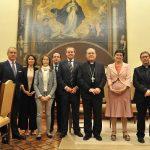 Vera-Cruz dona 100.000 euros a Apascide, por segundo año consecutivo