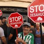 Aumentan los desahucios y las ocupaciones de viviendas