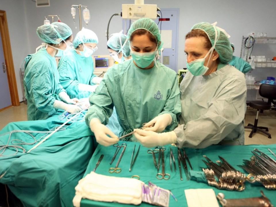 Donación multiorgánica en el Hospital del Aljarafe