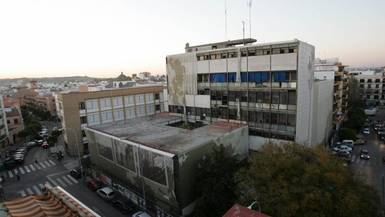 Antigua Comisaría de Policía de la Gavidia.