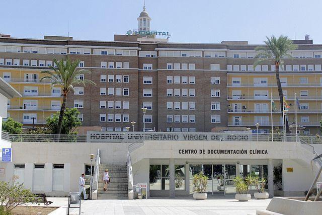 El Virgen del Rocío pasa del septimo al undécimo puesto en el top 10 de hospitales españoles.