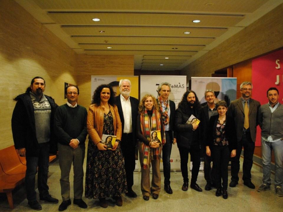 Presentación del Festival de Música Antigua de Sevilla y del ciclo dedicado a Murillo