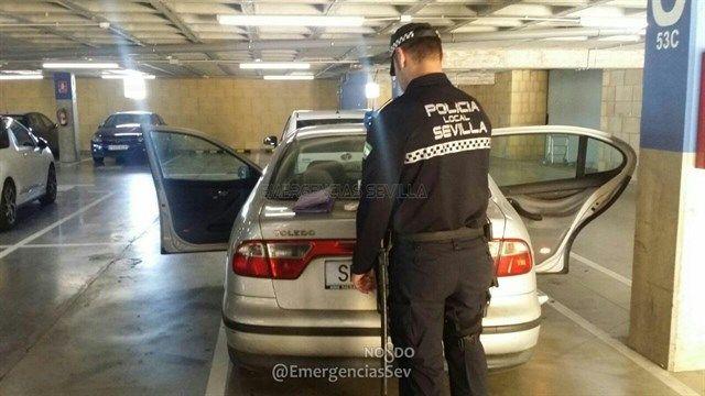 Intrusismo en el sector del taxi en Sevilla.