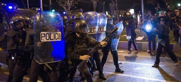 Casi mil policias velarán por la seguridad del Sevilla-Betis