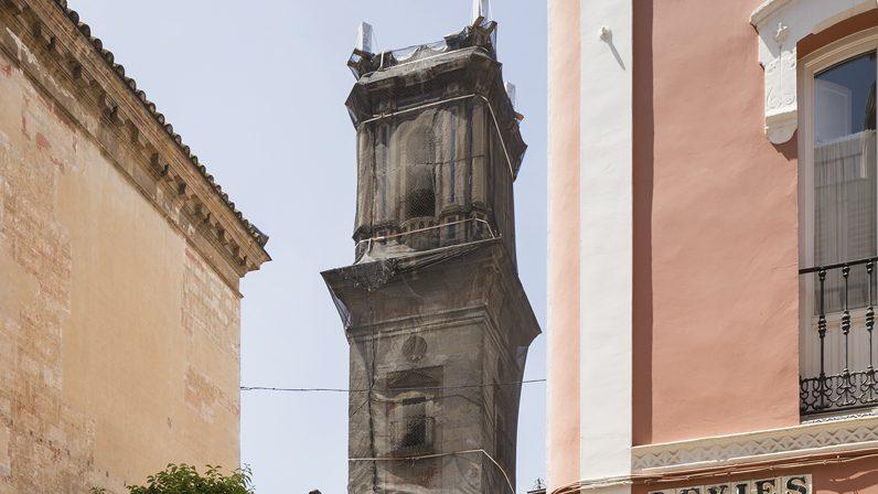Torre de San Bartolomé, en la actualidad