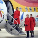 Air Nostrum seleccionará tripulantes de cabina el próximo 8 de marzo en Sevilla