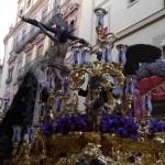 El Rosario de Cádiz tocará detrás del cruficado de Las Aguas en la Semana Santa 2019