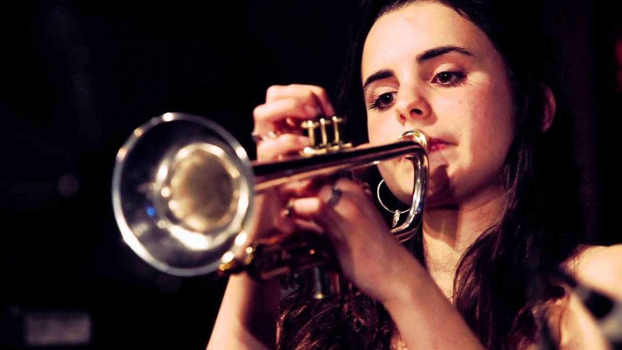 Andrea Motis, la joven estrella del jazz actuará en el Lope de Vega