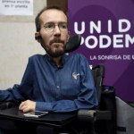 Echenique es condenado por denuncia falsa de violaciónY también Del Olmo, dirigente de Podemos