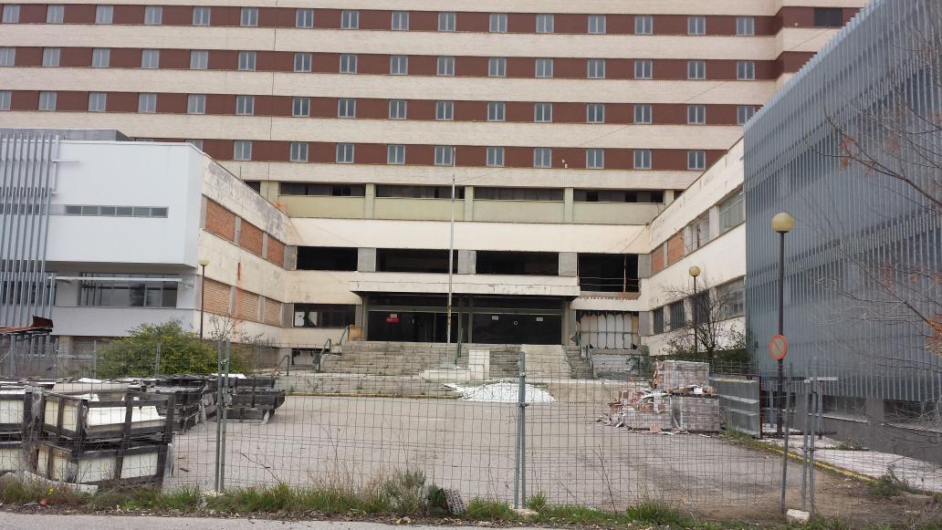 """El SAS """"canibalizó"""" el hospital para utilizar su equipamiento en otros hospitales para""""ahorrar"""""""