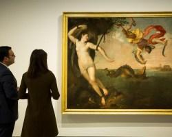 Los dioses del Prado se cuelan en el CaixaForum de Sevilla