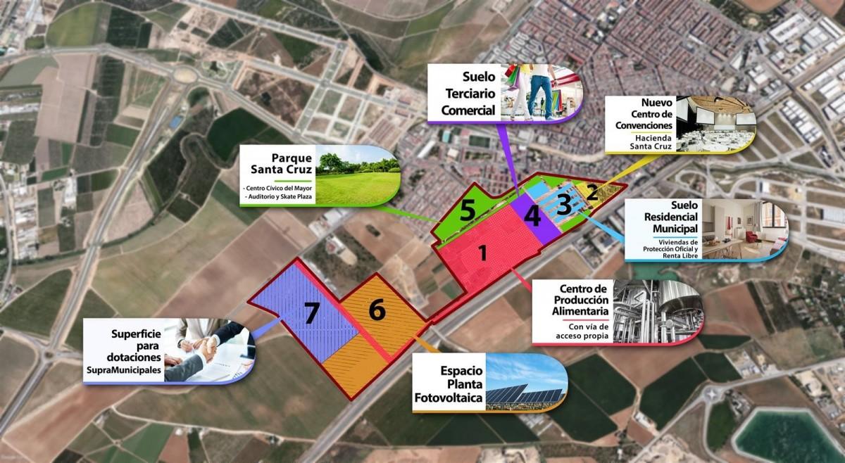 Plano de las instalaciones