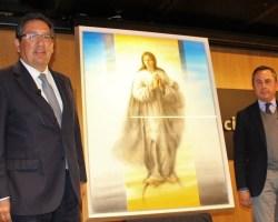 Fundación Cajasol adquiere una Inmaculada del pintor Ricardo Suárez para sus fondos históricos