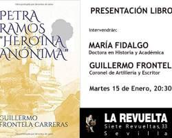 El Coronel Guilermo Frontela presentará su nueva obra en Sevilla