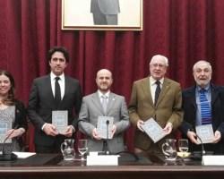 Presentado el libro de la colección «Azulejo» del Colegio de Aparejadores de Sevilla