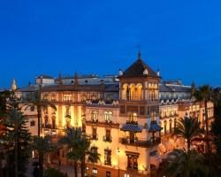El Hotel Alfonso XIII apagará sus luces en apoyo a La Hora del Planeta
