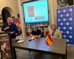 "Presentación del último libro de Iván Vélez, ""La Conquista de México"""