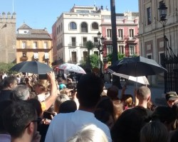 Otra catetada en Sevilla