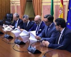 Vox se impone en los presupuestos andaluces