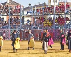El Ayuntamiento de La Algaba recoge solicitudes de los novilleros que quieran participar en los festejos taurinos de la Feria