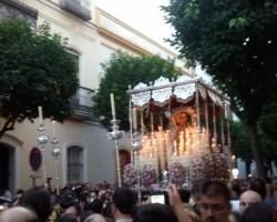 Salve marinera para el Carmen de Santa Catalina