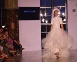 José Galváñ presenta su primera colección de moda en SIQ