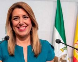 Susana Díaz embarazada de su segundo hijo