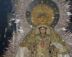 Triunfal procesión de Nuestra Señora de las Mercedes, de la Puerta Real