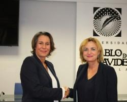 La Universidad Pablo de Olavide y la Fundación New Health se unen para fomentar el voluntariado universitario