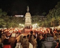 Sevilla homenajeó al rey Fernando III