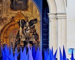 La música tras el paso de la Quinta Angustia será uno de los grandes estrenos de la Semana Santa