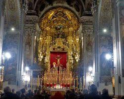 Solemnidad del Calvario en La Magdalena