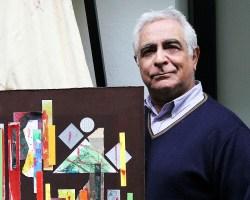 Miguel Caiceo celebra su carrera de pintor con una exposición en el Ayuntamiento de Sevilla