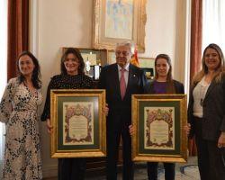La Cámara de Comercio de Sevilla ha hecho entrega del Premio de Reconocimiento a la Mujer Empresaria Sevillana