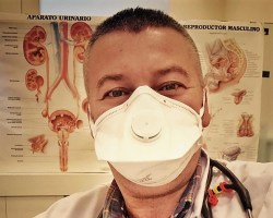 Entrevista al Doctor Juan Manuel Poyato. Verdades y bulos del coronavirus