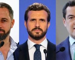 Vox no apoyará a Sánchez y el Partido Popular volverá a extenderle otro cheque en blanco con la nueva prórroga