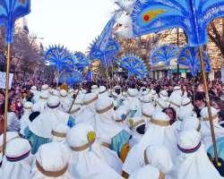 Cabalgata de Reyes Magos, lagran prueba de fuego de Sevilla
