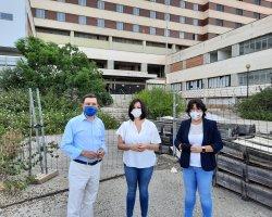 """El PP destaca que """"con el inicio de las obras del Militar se empieza a hacer realidad la apertura del sexto hospital de la provincia"""""""