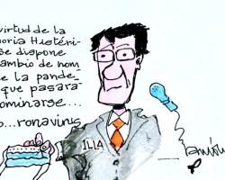 Franco… ronavirus