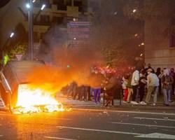 La Policía señala tanto a extremistas de izquierda y derecha como responsables de los desórdenes públicos contra el toque de quedaPablo Iglesias miente en sus falsas acusaciones a Vox