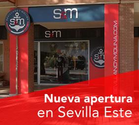 Sevillano y Molina - Nueva tienda en Sevilla